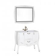 Комплект мебели Aquanet Виктория 90, 976х1651 мм, 184413, , 77 826 руб., 184413, Aquanet, Комплекты мебели