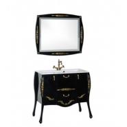 Комплект мебели Aquanet Виктория 90, 976х1651 мм, 184415
