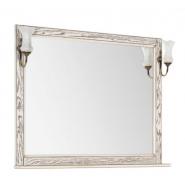Зеркало Aquanet Тесса 105, 1062х901 мм, 185818, , 7 427 руб., 185818, Aquanet, Прямоугольные зеркала
