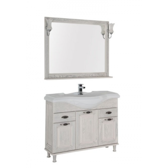 Комплект мебели Aquanet Тесса 105, 1070х1771 мм, 186378