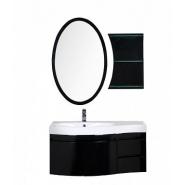 Комплект мебели Aquanet Опера 115 L, 1150х1660 мм, 169415, , 59 817 руб., 169415, Aquanet, Комплекты мебели