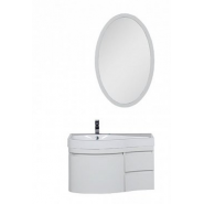 Комплект мебели Aquanet Сопрано 95 L, 950х1660 мм, 169440, , 92 642 руб., 169440, Aquanet, Комплекты мебели