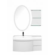 Комплект мебели Aquanet Опера 115 L, 1150х1660 мм, 169448, , 97 099 руб., 169448, Aquanet, Комплекты мебели