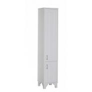 Шкаф-пенал Aquanet Валенса 40, 400х2000 мм, 180047, , 16 075 руб., 180047, Aquanet, Пеналы для ванных комнат