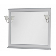 Зеркало Aquanet Валенса 110, 1122х1000 мм, 180149, , 12 568 руб., 180149, Aquanet, Прямоугольные зеркала