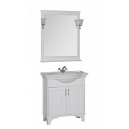 Комплект мебели Aquanet Валенса 80, 822х1885 мм, 180457, , 31 546 руб., 180457, Aquanet, Комплекты мебели