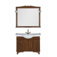 Комплект мебели Aquanet Николь 110, 1129х1852 мм, 180676, , 53 148 руб., 180676, Aquanet, Комплекты мебели