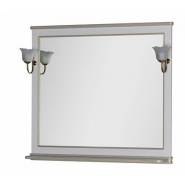 Зеркало Aquanet Валенса 110, 1122х1000 мм, 182648, , 13 196 руб., 182648, Aquanet, Прямоугольные зеркала