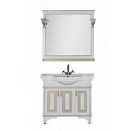 Комплект мебели Aquanet Валенса 100, 1022х1885 мм, 182921, , 40 399 руб., 182921, Aquanet, Комплекты мебели