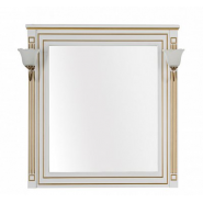 Зеркало Aquanet Паола 90, 900х963 мм, 186108, , 11 209 руб., 186108, Aquanet, Прямоугольные зеркала
