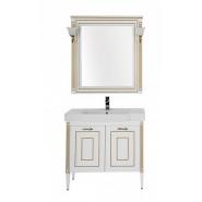 Комплект мебели Aquanet Паола 90 N, 910х1813 мм, 186382, , 44 856 руб., 186382, Aquanet, Комплекты мебели