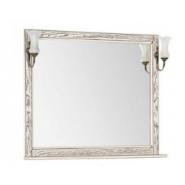 Зеркало Aquanet Тесса Декапе 105, 1062х901 мм, 201813, , 7 645 руб., 201813, Aquanet, Прямоугольные зеркала
