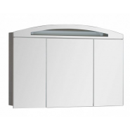 Зеркальный шкаф Aquanet Тренто 120, 1200х840 мм, 156445, , 19 645 руб., 156445, Aquanet, Зеркальные шкафы