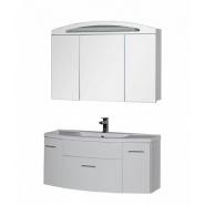 Комплект мебели Aquanet Тренто 120, 1200х1340 мм, 161161, , 67 128 руб., 161161, Aquanet, Комплекты мебели