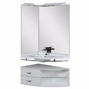 Комплект мебели Open R Aquanet Корнер 55х80, 885х1463 мм, 161233, , 49 768 руб., 161233, Aquanet, Комплекты мебели