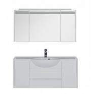 Комплект мебели Aquanet Лайн 120, 1200х1135 мм, 167608, , 46 824 руб., 167608, Aquanet, Комплекты мебели