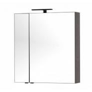 Зеркальный шкаф Aquanet Эвора 80, 798х850 мм, 182741, , 11 060 руб., 182741, Aquanet, Зеркальные шкафы