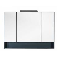 Зеркальный шкаф RAL-7031 Aquanet Виго 120, 1186х860 мм, 183363, , 35 569 руб., 183363, Aquanet, Зеркальные шкафы