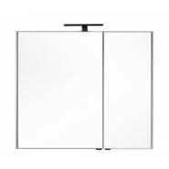 Зеркальный шкаф Aquanet Тулон 100, 995х851 мм, 183393, , 12 611 руб., 183393, Aquanet, Зеркальные шкафы