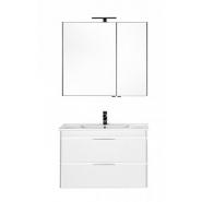 Комплект мебели Aquanet Тулон 100, 995х1500 мм, 183624, , 47 776 руб., 183624, Aquanet, Комплекты мебели