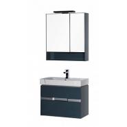 Комплект мебели RAL-7031 Aquanet Виго 80, 790х1503 мм, 183673, , 35 569 руб., 183673, Aquanet, Комплекты мебели