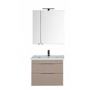 Комплект мебели Aquanet Эвора 80, 805х1512 мм, 184558, , 39 668 руб., 184558, Aquanet, Комплекты мебели