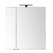Зеркальный шкаф Aquanet Эвора 80, 798х850 мм, 184936, , 11 887 руб., 184936, Aquanet, Зеркальные шкафы