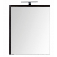 Зеркальный шкаф Aquanet Фостер 70, 695х850 мм, 202061, , 9 141 руб., 202061, Aquanet, Зеркальные шкафы