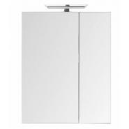 Зеркальный шкаф Aquanet Йорк 70, 700х873 мм, 202088, , 21 155 руб., 202088, Aquanet, Зеркальные шкафы