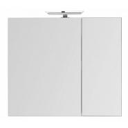 Зеркальный шкаф Aquanet Йорк 100, 1000х873 мм, 202090, , 24 498 руб., 202090, Aquanet, Зеркальные шкафы