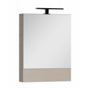 Зеркальный шкаф Aquanet Нота 58, 580х670 мм, 158856, , 7 212 руб., 158856, Aquanet, Зеркальные шкафы