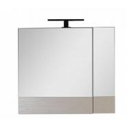 Зеркальный шкаф Aquanet Нота 75, 750х670 мм, 158857, , 9 330 руб., 158857, Aquanet, Зеркальные шкафы