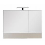 Зеркальный шкаф Aquanet Нота 90, 900х670 мм, 158858, , 10 591 руб., 158858, Aquanet, Зеркальные шкафы
