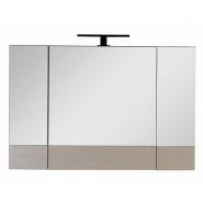 Зеркальный шкаф Aquanet Нота 100, 1000х670 мм, 158859, , 11 877 руб., 158859, Aquanet, Зеркальные шкафы