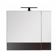 Зеркальный шкаф Aquanet Нота 75, 750х670 мм, 159109, , 8 885 руб., 159109, Aquanet, Зеркальные шкафы