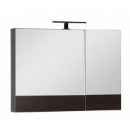 Зеркальный шкаф Aquanet Нота 90, 900х670 мм, 159110, , 10 086 руб., 159110, Aquanet, Зеркальные шкафы