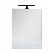 Зеркальный шкаф Aquanet Нота 58, 580х670 мм, 165370, , 9 735 руб., 165370, Aquanet, Зеркальные шкафы