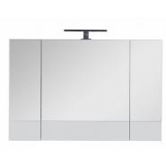 Зеркальный шкаф Aquanet Нота 100, 1000х670 мм, 165372, , 13 945 руб., 165372, Aquanet, Зеркальные шкафы