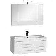 Комплект мебели Aquanet Нота 100, 1002х1428 мм, 165373, , 34 022 руб., 165373, Aquanet, Комплекты мебели