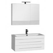 Комплект мебели Aquanet Нота 90, 902х1428 мм, 165374, , 32 975 руб., 165374, Aquanet, Комплекты мебели