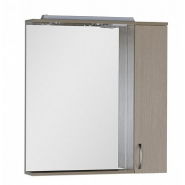 Зеркальный шкаф Aquanet Донна 80, 800х870 мм, 168930, , 7 242 руб., 168930, Aquanet, Зеркальные шкафы