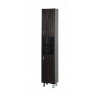 Шкаф-пенал Aquanet Донна 35, 350х1954 мм, 168940, , 8 127 руб., 168940, Aquanet, Пеналы для ванных комнат