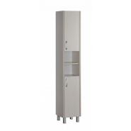 Шкаф-пенал Aquanet Донна 35, 350х1954 мм, 169040, , 7 740 руб., 169040, Aquanet, Пеналы для ванных комнат