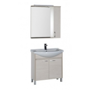 Комплект мебели Aquanet Донна 80, 815х1737 мм, 169044, , 17 569 руб., 169044, Aquanet, Комплекты мебели