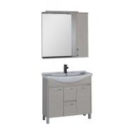 Комплект мебели Aquanet Донна 90, 900х1734 мм, 169192, , 21 629 руб., 169192, Aquanet, Комплекты мебели