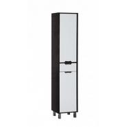Шкаф-пенал Aquanet Гретта 40, 400х1950 мм, 172063, , 15 670 руб., 172063, Aquanet, Пеналы для ванных комнат