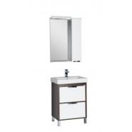 Комплект мебели Aquanet Гретта 60, 600х1726 мм, 172213, , 24 970 руб., 172213, Aquanet, Комплекты мебели