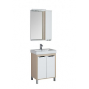 Комплект мебели Aquanet Гретта 60, 600х1726 мм, 172214, , 20 852 руб., 172214, Aquanet, Комплекты мебели