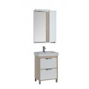 Комплект мебели Aquanet Гретта 60, 600х1726 мм, 172215, , 23 436 руб., 172215, Aquanet, Комплекты мебели