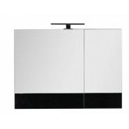 Зеркальный шкаф Aquanet Верона 90, 900х670 мм, 172340, , 11 850 руб., 172340, Aquanet, Зеркальные шкафы